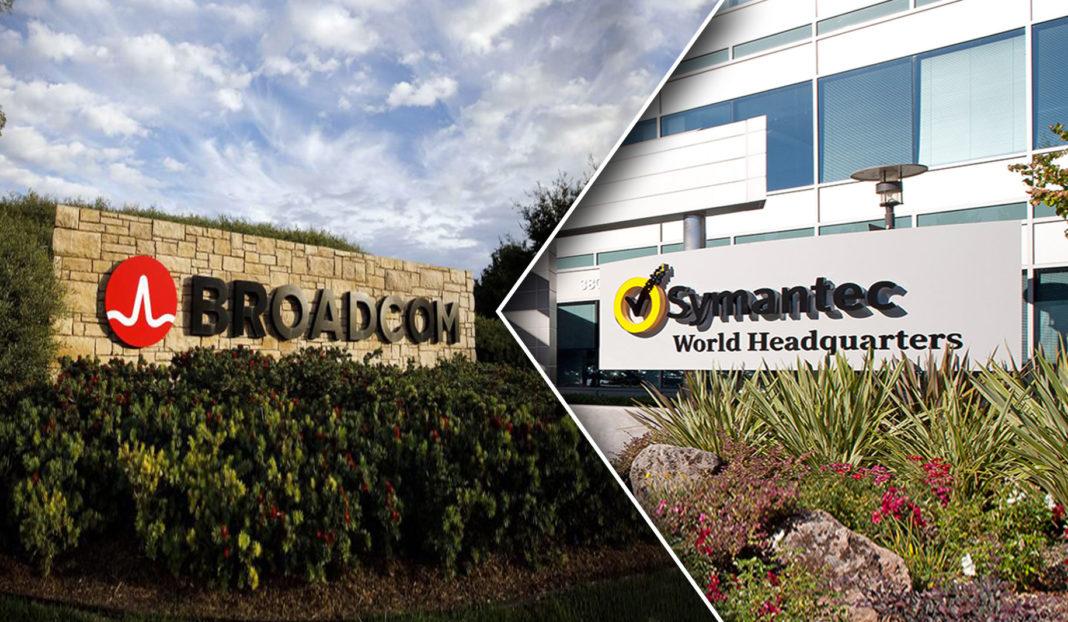 Broadcom Symantec