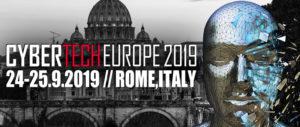 Cybertech Europe 2019 @ La Nuvola Convention Center | Roma | Lazio | Italia