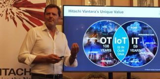 Marco Tesini, VP South Europe & Ceo Italia di Hitachi Vantara