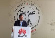 Thomas Miao, Ceo di Huawei Italia