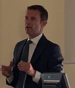 Riccardo Melioli, director di Deloitte Consulting