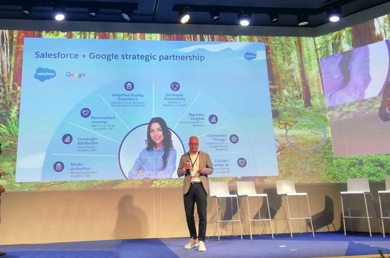 Paolo Spreafico, head of customer engineering Italy & Iberia di Google Cloud