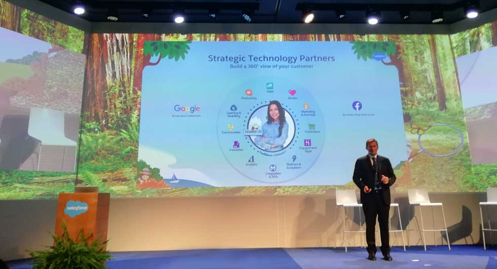 Federico Della Casa, country leader di Salesforce