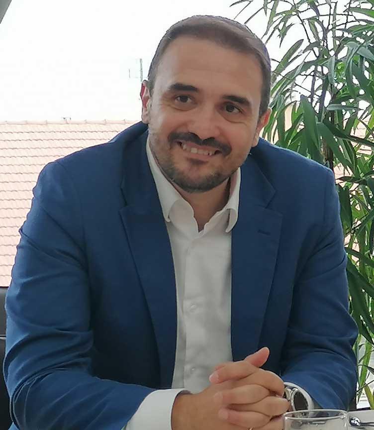 Fabio Santini, executive director partner channel & small, medium, corporate markets di Microsoft