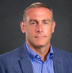 Ciad Bockert, vice presidente del marketing di World Wide Technology