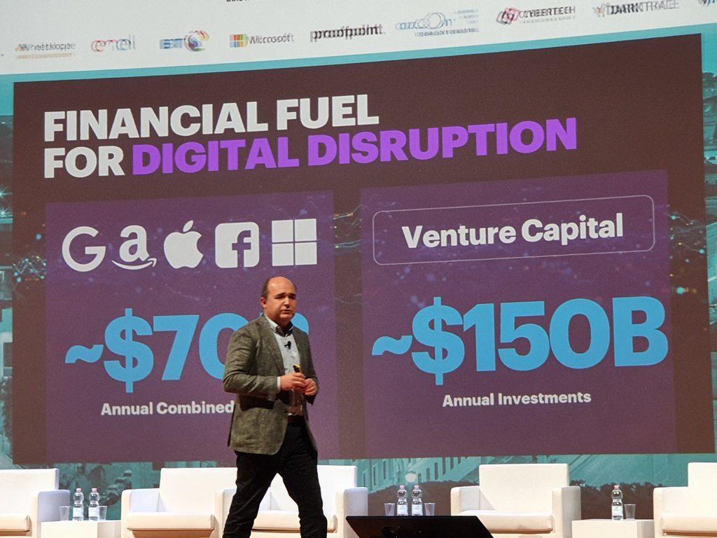 Gene Raznick, Accenture