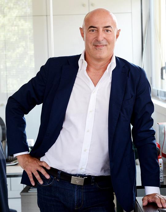 Alberto Fenini, Ceo di Consys.it