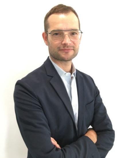 Benoit Amet, head of OVHcloud partner program