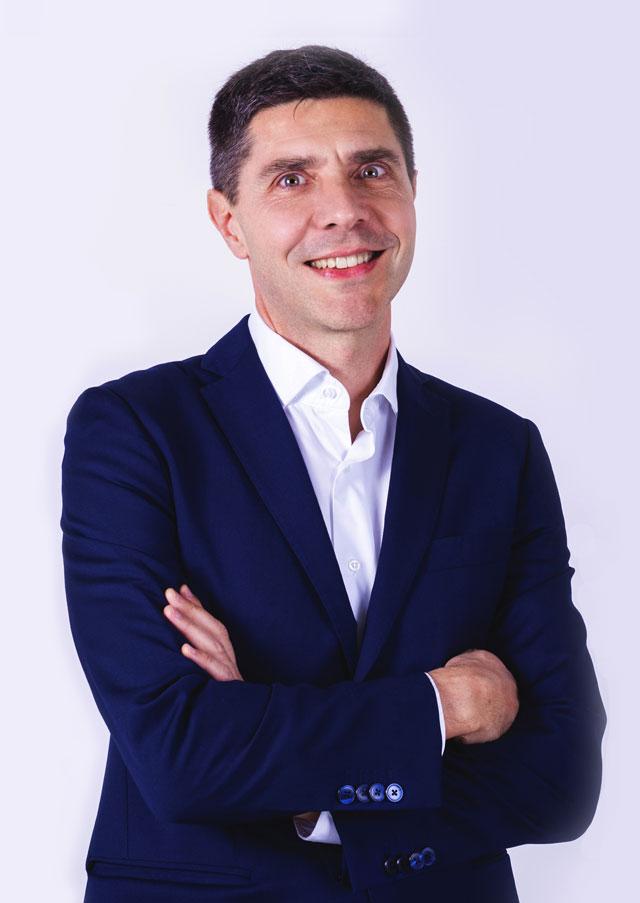 Cesare Guidorzi, country manager di InterSystems Italia e Malta