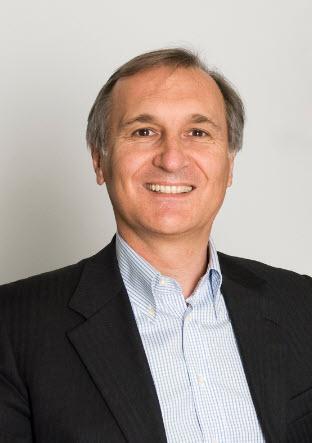 Enrico Salvatori, vice president Qualcomm Europe