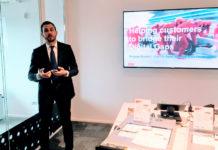 Thomas Giudici, channel sales manager presso Lenovo Dcg