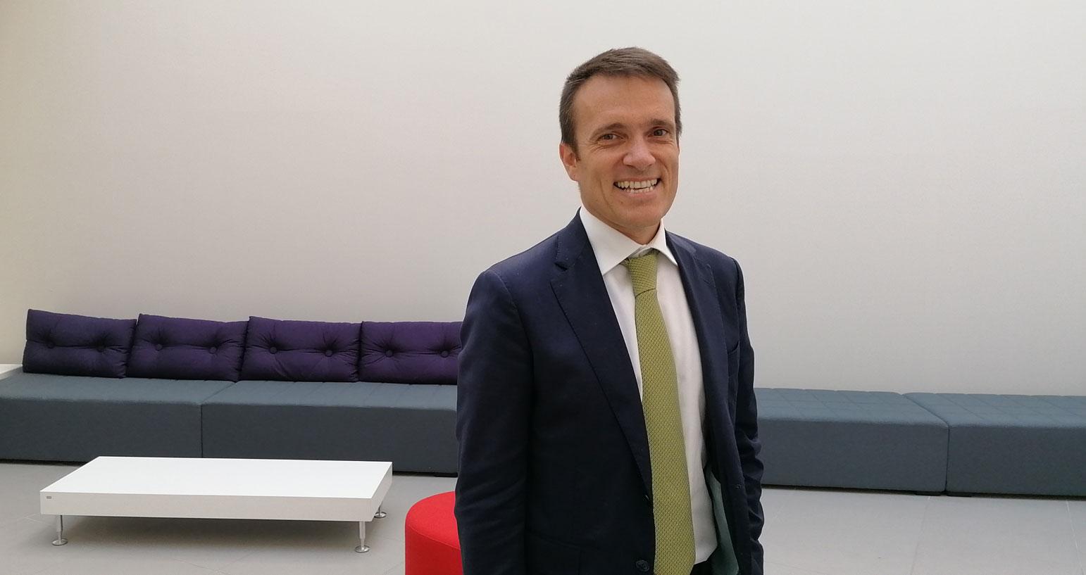 Massimo Mazzocchi, vice president Nokia mediterranean