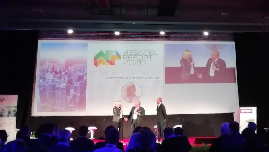 Assintel Report 2020- Giorgio Rapari - Paola Generali
