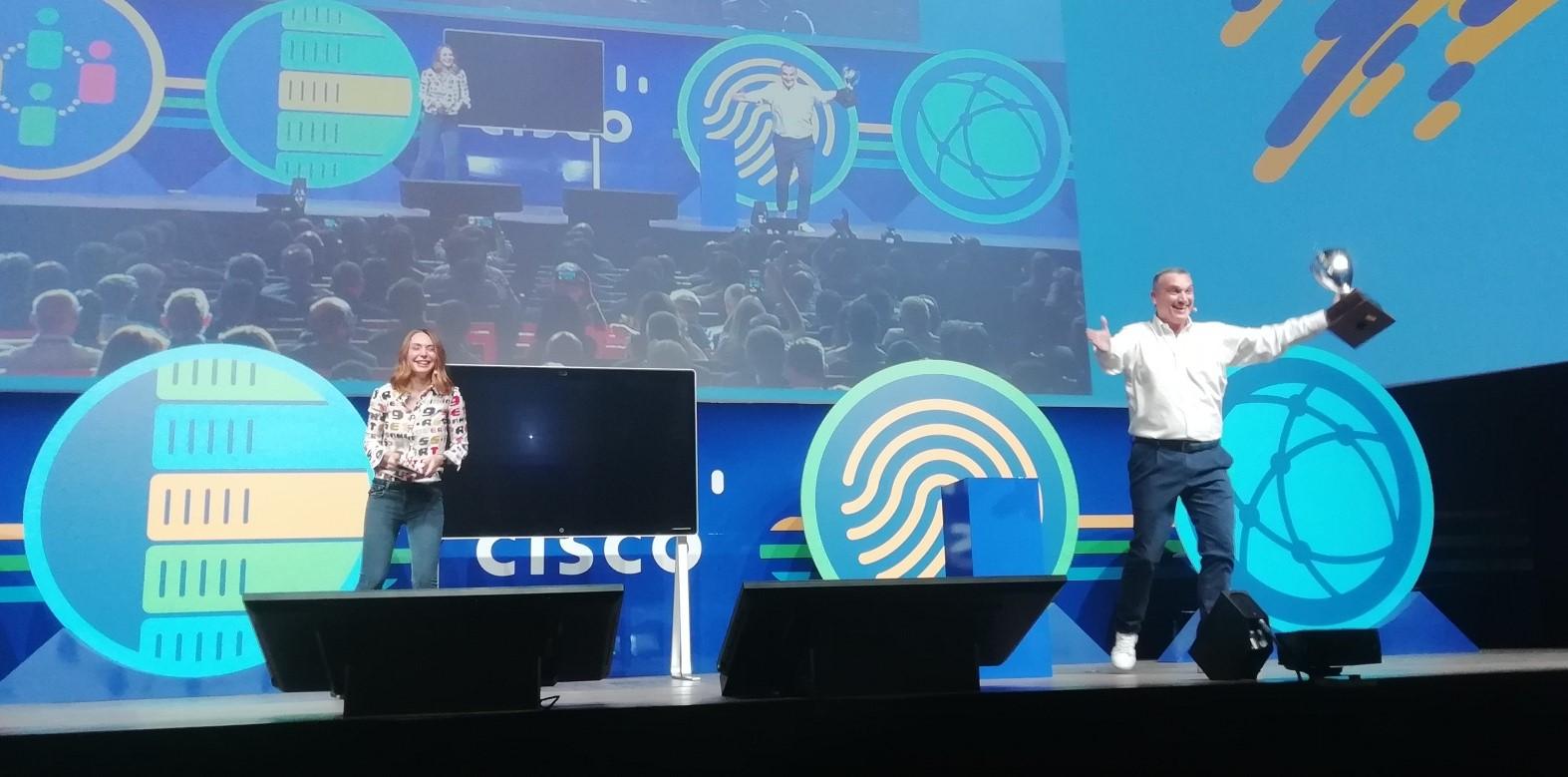 Giorgio Campatelli, partner organizazion leader Cisco Italia