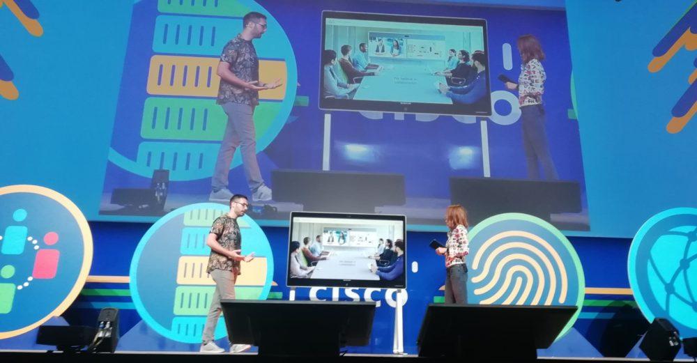 Andrea Sica, digital trasformation specialist, parla di Webex