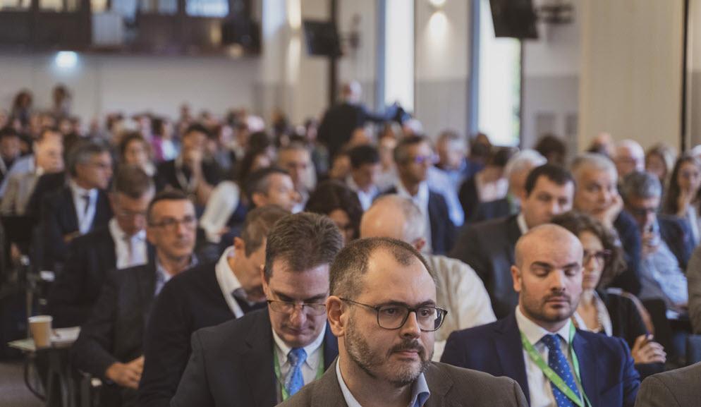DHS Summit 2019 platea