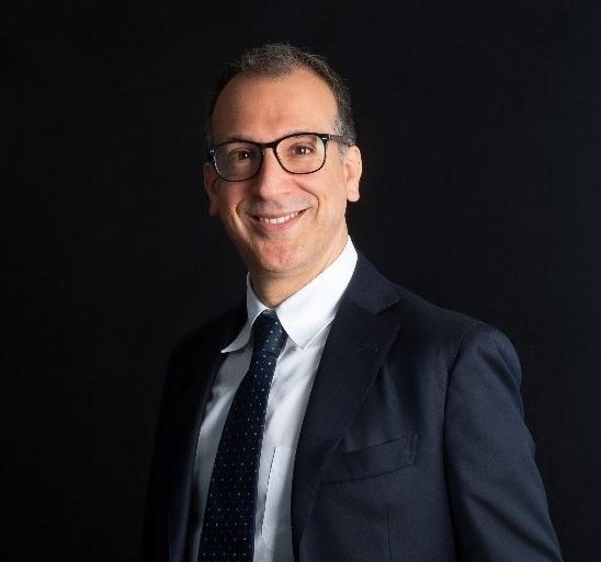 Emanuele Balistreri, country managing director, NTT Italia