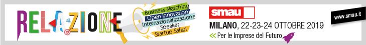 SMAU Milano 2019, 22-23-24 ottobre