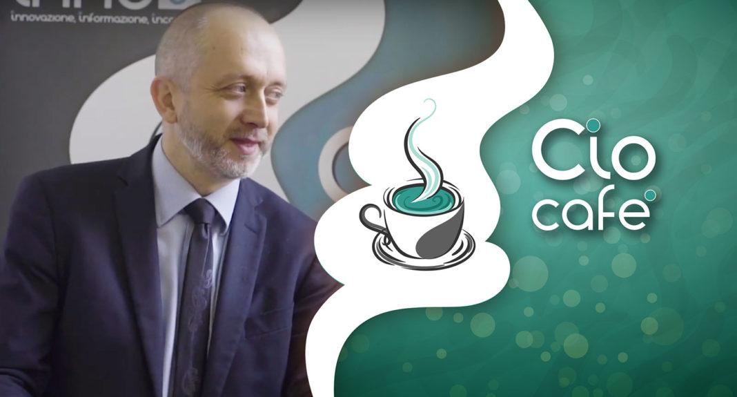 Giuliano Pozza, CIO Università Cattolica al CIO Cafè