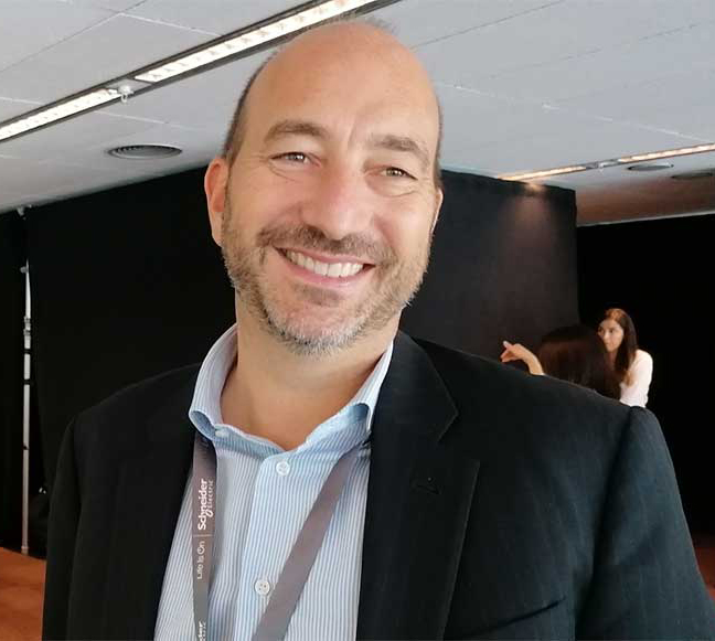 Saul Fava, VP marketing strategico di Shneider Electric