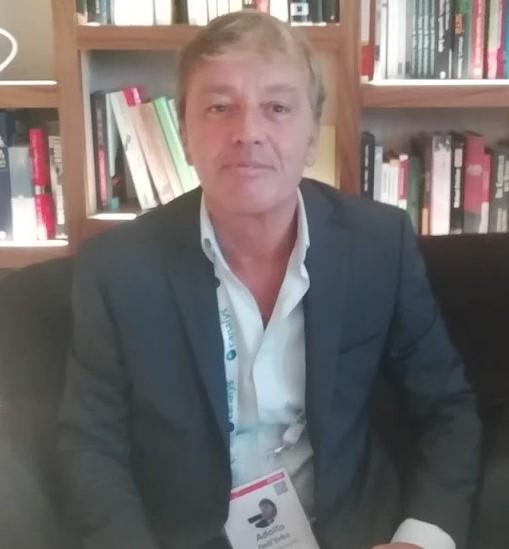 Adolfo Dell'Erba, channel director southern Europe, Dell Technologies
