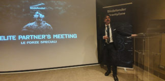 Bitdefender Elite Partner Meeting