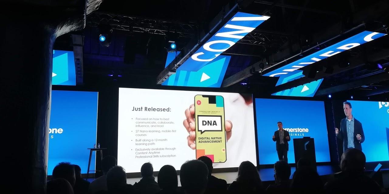 DNA, la soluzione di Cornerstone per la fruizione di contenuti online