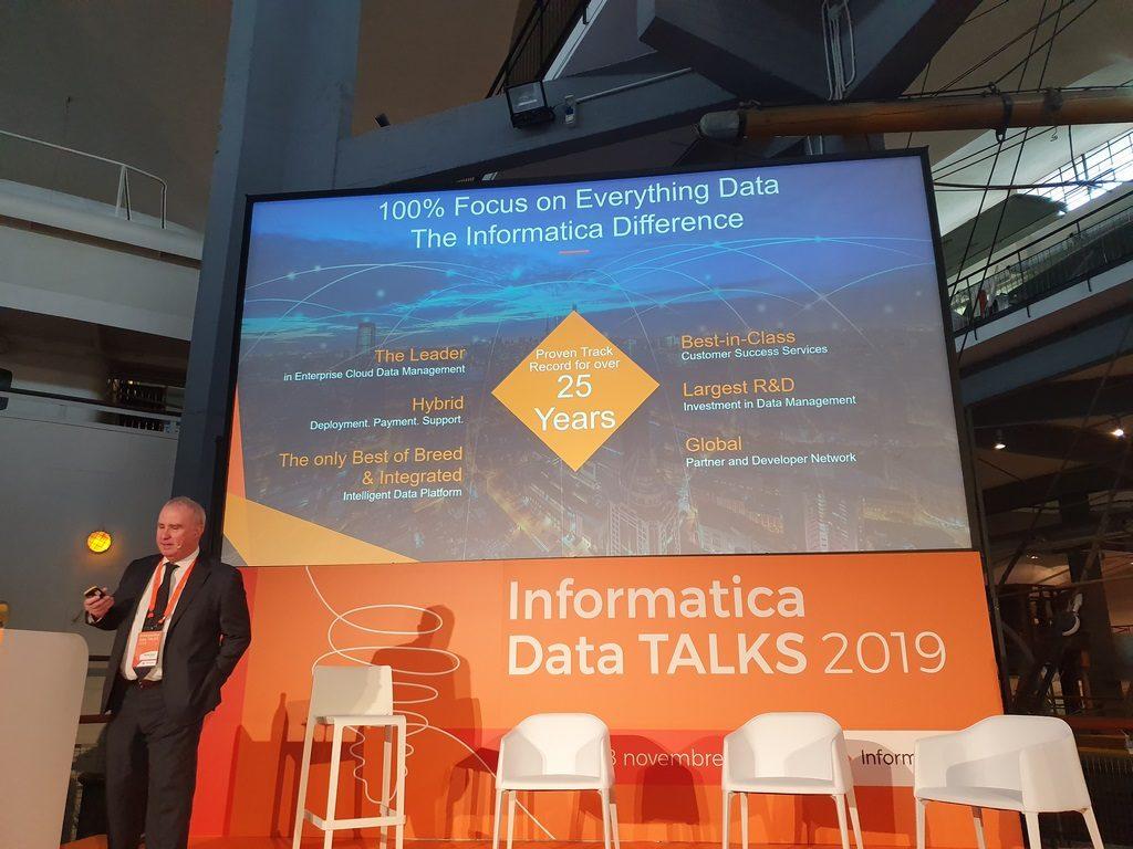 Data Talks 2019 - Claudio Bastia