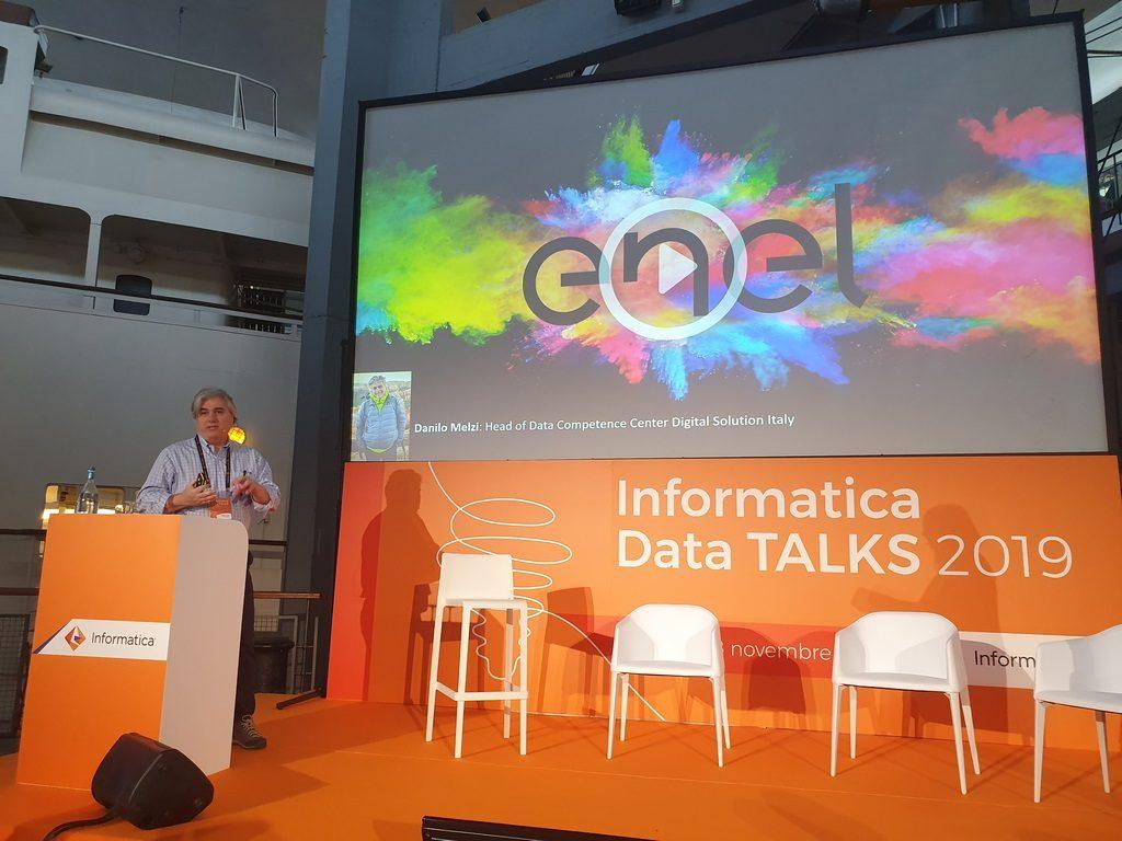 Data Talks 2019 - Danilo Melzi Enel