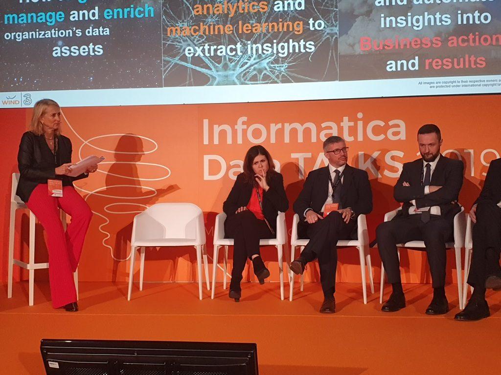 Data Talks 2019 - Big Data e Next Generation Analytics, prospettive ed esperienze di mercato