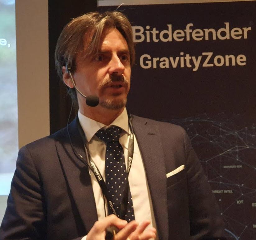 Denis Cassinerio, Bitdefender