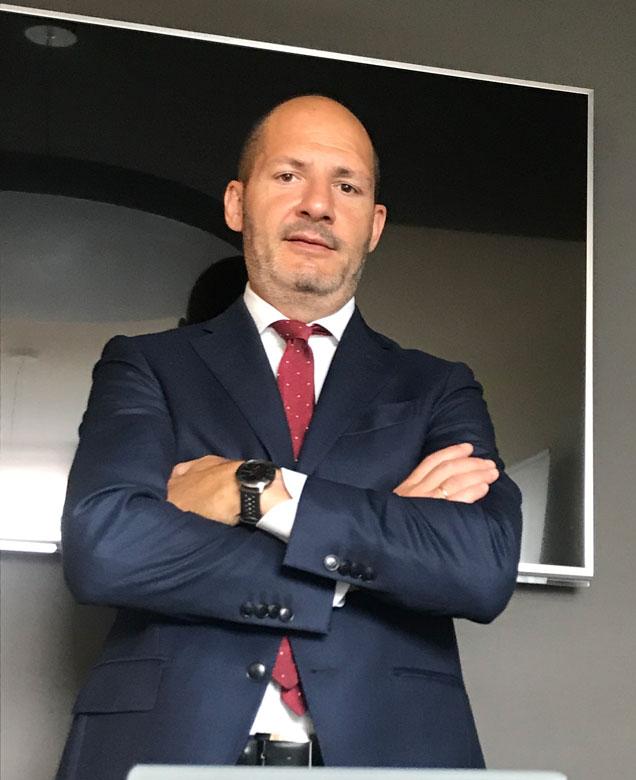 Edoardo Capati, fondatore diIpsosys
