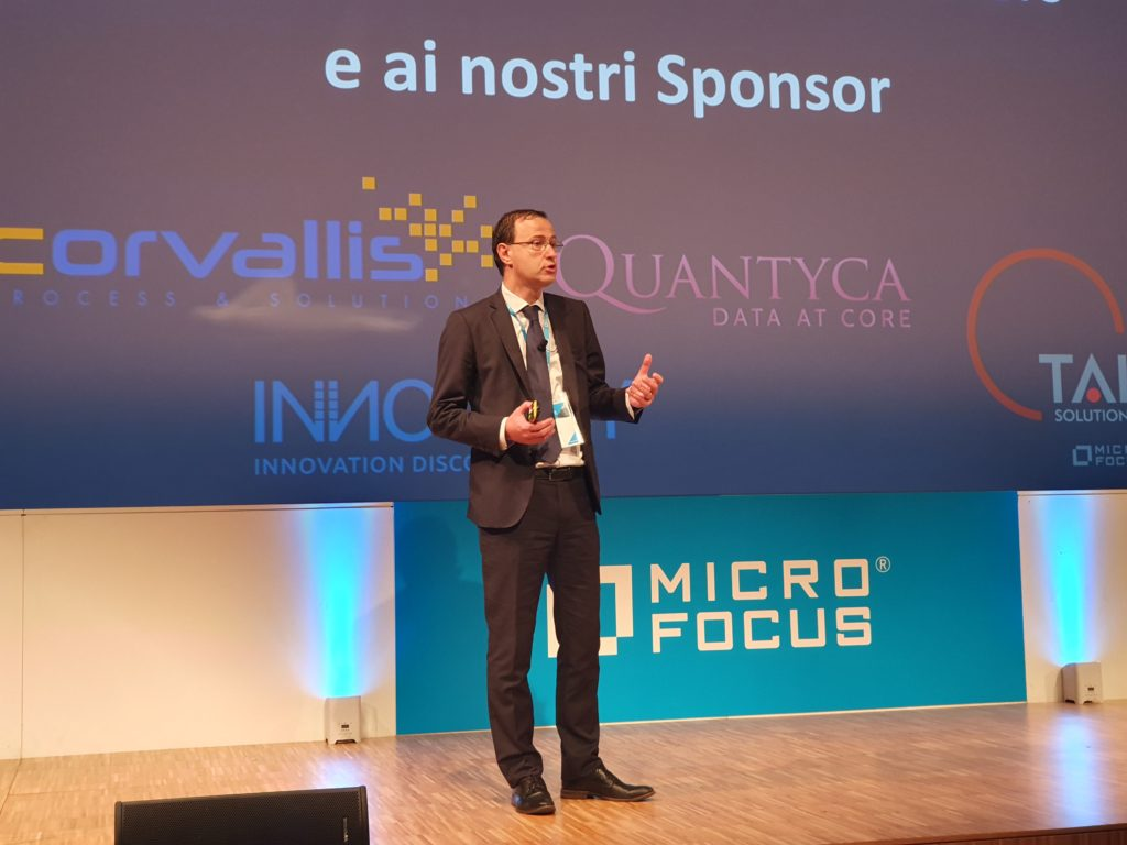 Micro Focus Summit 2019 - Andrea Viola