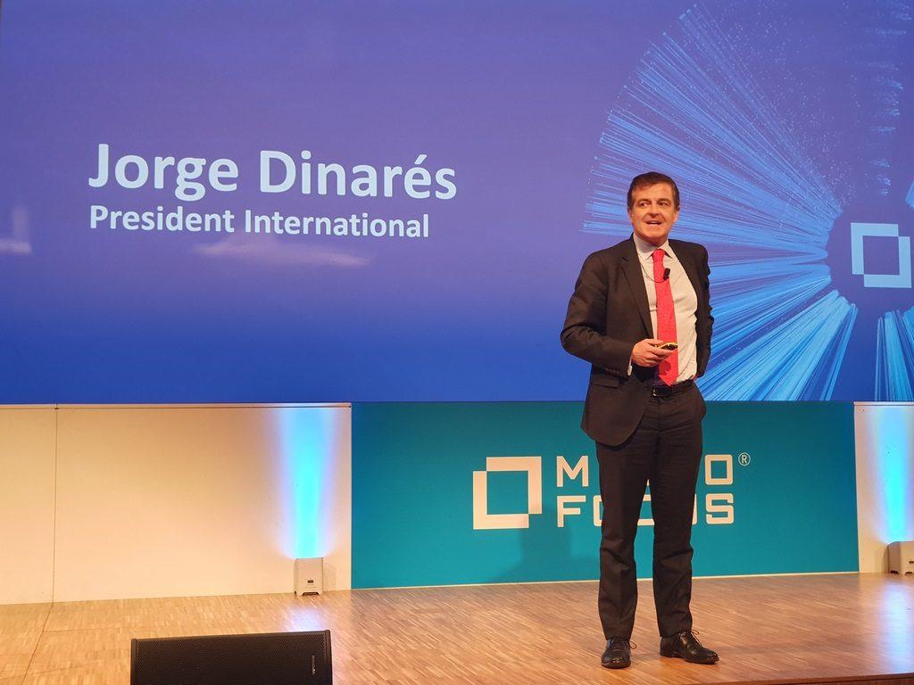 Micro Focus Summit 2019 - Jorge Dinarés