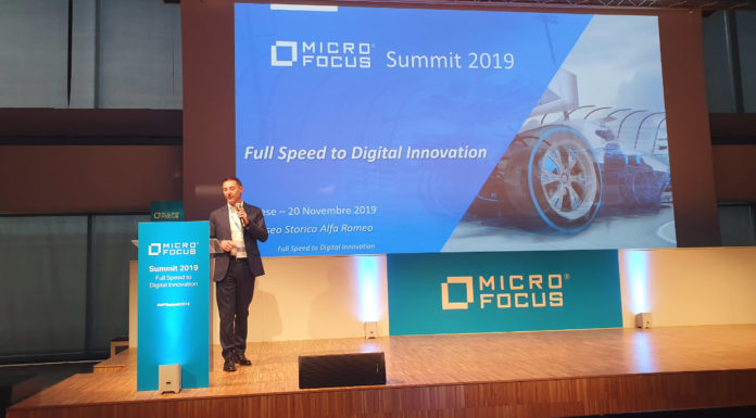 Micro Focus Summit 2019