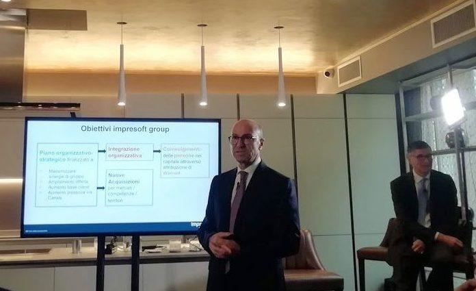Antonello Morina, presidente di Impresoft Group