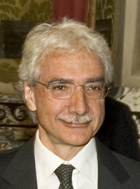 Salvatore Rossi, presidente di Tim