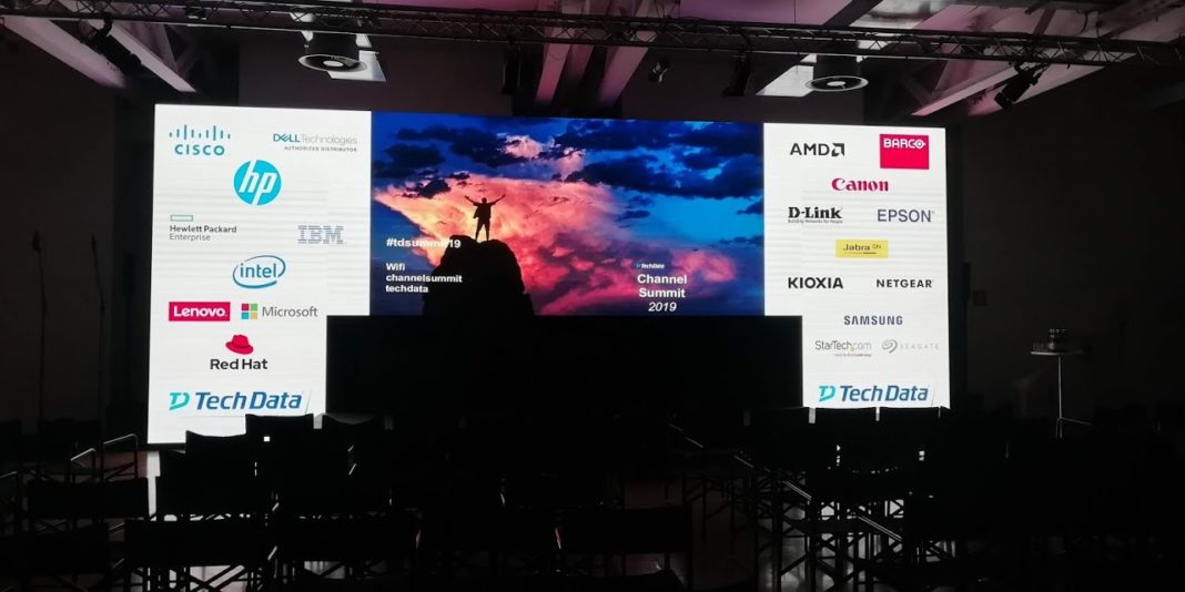 Tech Data Channel Summit 2019