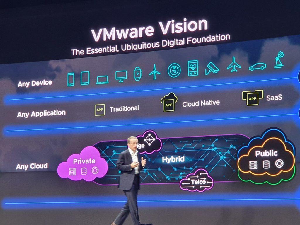 Vmware Vmworld 2019 Europe - Vmware Vision