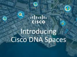 Cisco DNA Spaces
