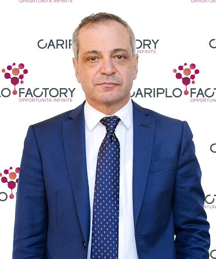 Carlo Mango, chief executive officer di Cariplo Factory