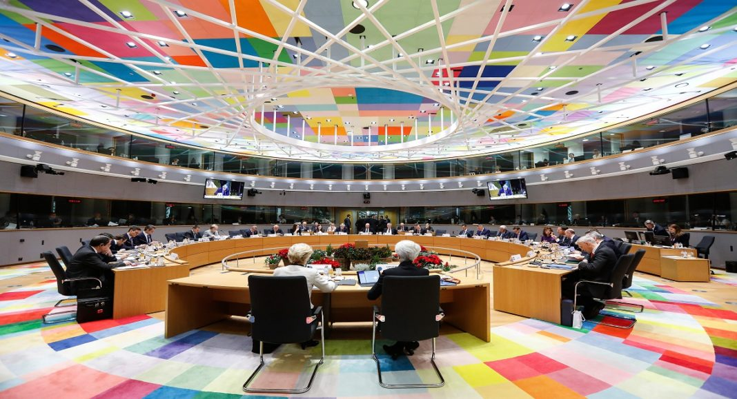 Consiglio Europeo 13 Dicembre 2019