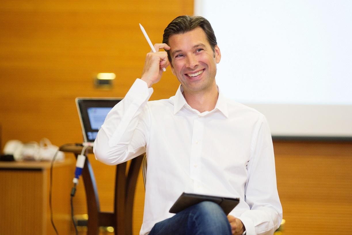 Stefano Petti, partner di Asterys e co-fondatore di AEquacy