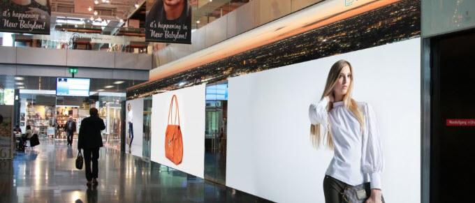 L'esperienza fashion nei punti vendita del futuro