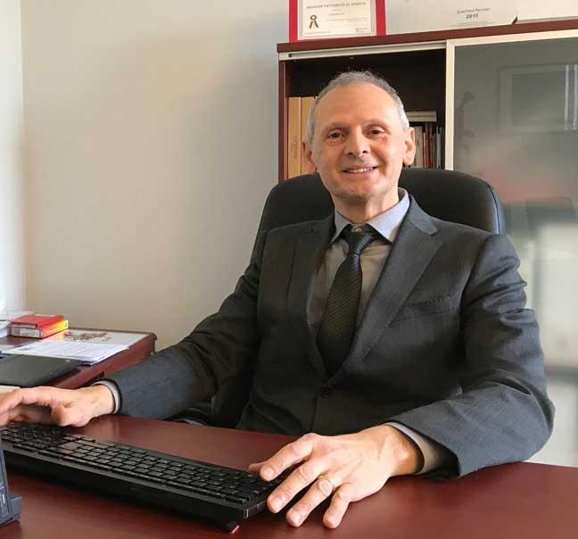 Luca Negri, Amministratore Delegato di Systema