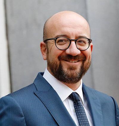 Charles Michel - Presidente del Consiglio UE