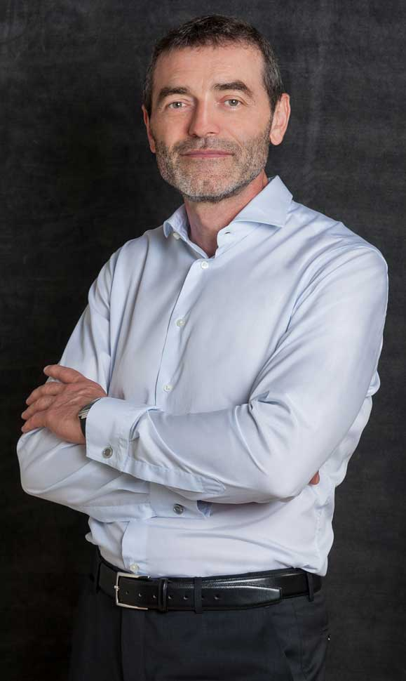 Roberto Del Corno, senior vice president global business Europe di NTT Ltd