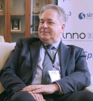 Michele Colajanni, professore Uni. Modena e Reggio Emilia, presidente Eucacs e direttore Cyber Academy