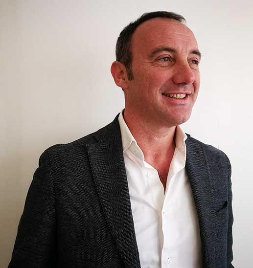 Roberto Corraro, managing director di Axians Sirecom