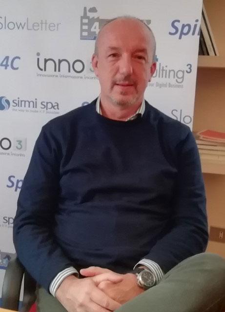 Gianpaolo Sticotti, channel director Italy di Awingu